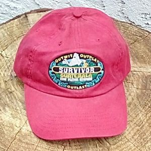SURVIVOR GUATEMALA Golf/Ball Cap 2005